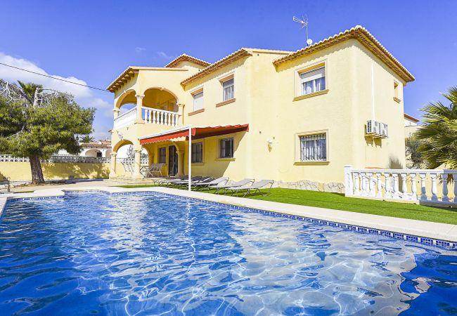 Ferienhaus Jesica (2356726), Calpe, Costa Blanca, Valencia, Spanien, Bild 2
