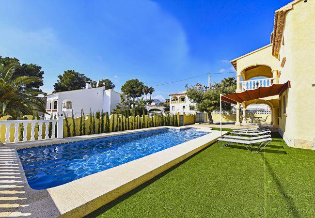 Ferienhaus Jesica (2356726), Calpe, Costa Blanca, Valencia, Spanien, Bild 3