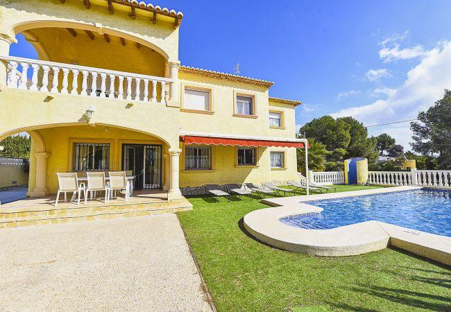 Ferienhaus Jesica (2356726), Calpe, Costa Blanca, Valencia, Spanien, Bild 4