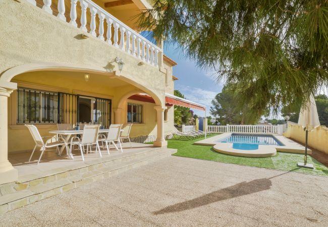 Ferienhaus Jesica (2356726), Calpe, Costa Blanca, Valencia, Spanien, Bild 5