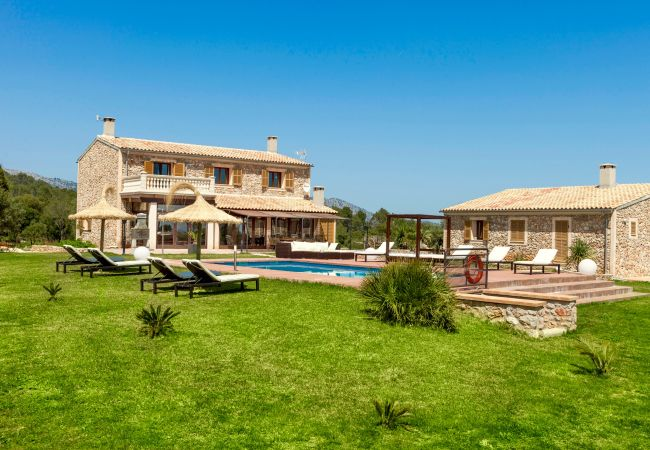 Holiday house Villa Mestre (2232214), Sa Pobla, Majorca, Balearic Islands, Spain, picture 2