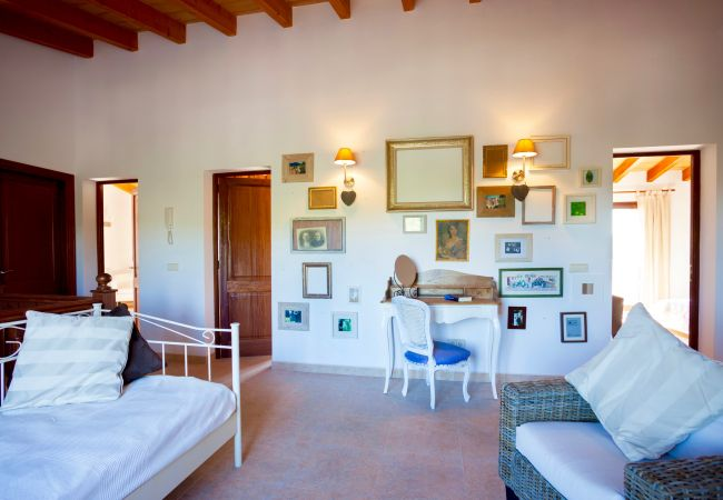 Holiday house Villa Mestre (2232214), Sa Pobla, Majorca, Balearic Islands, Spain, picture 3