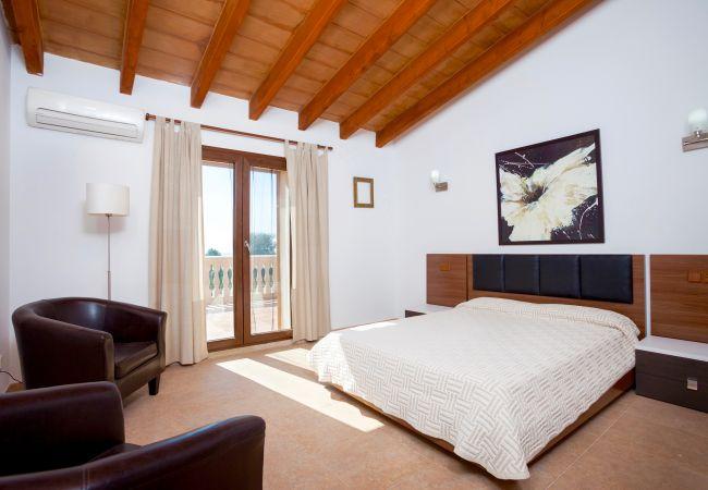 Holiday house Villa Mestre (2232214), Sa Pobla, Majorca, Balearic Islands, Spain, picture 5
