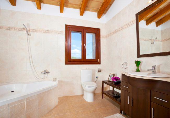 Holiday house Villa Mestre (2232214), Sa Pobla, Majorca, Balearic Islands, Spain, picture 6