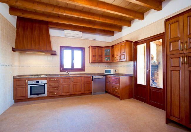 Holiday house Villa Mestre (2232214), Sa Pobla, Majorca, Balearic Islands, Spain, picture 10