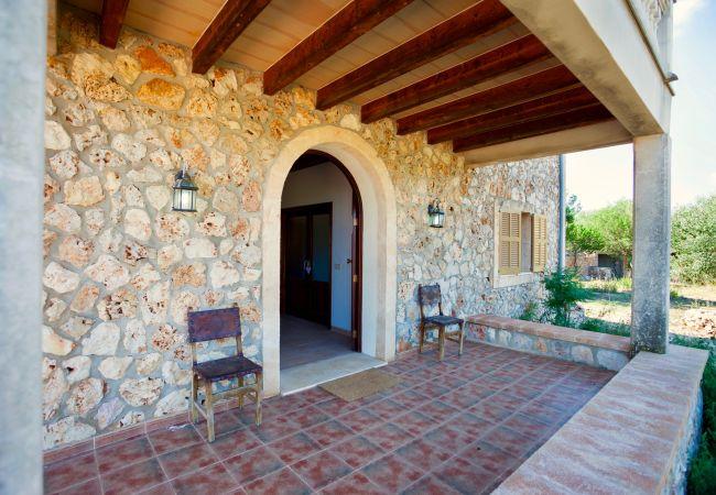 Holiday house Villa Mestre (2232214), Sa Pobla, Majorca, Balearic Islands, Spain, picture 12