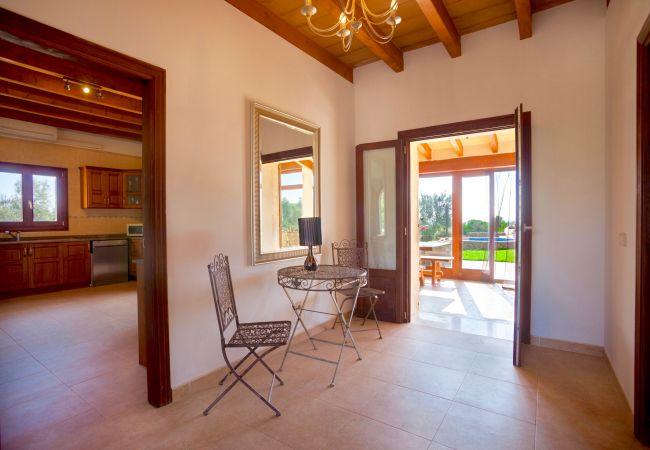 Holiday house Villa Mestre (2232214), Sa Pobla, Majorca, Balearic Islands, Spain, picture 14