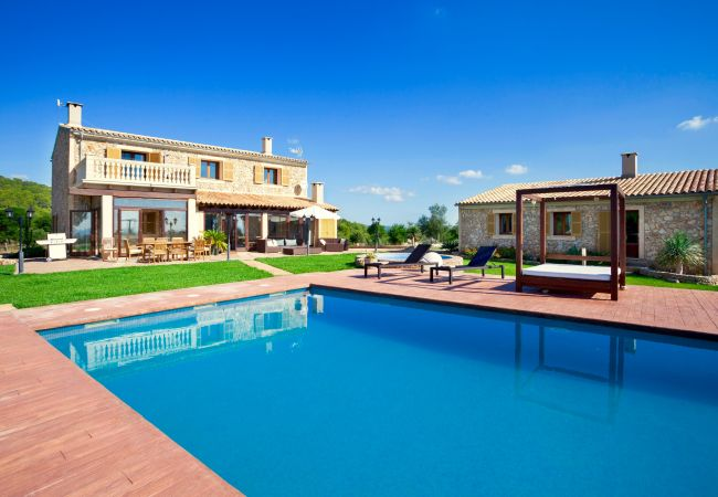 Holiday house Villa Mestre (2232214), Sa Pobla, Majorca, Balearic Islands, Spain, picture 20