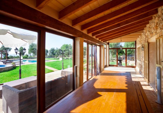 Holiday house Villa Mestre (2232214), Sa Pobla, Majorca, Balearic Islands, Spain, picture 21