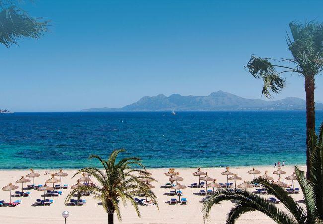 Holiday house Beach Villa Pep (2232216), Cala Sant Vicenç, Majorca, Balearic Islands, Spain, picture 19