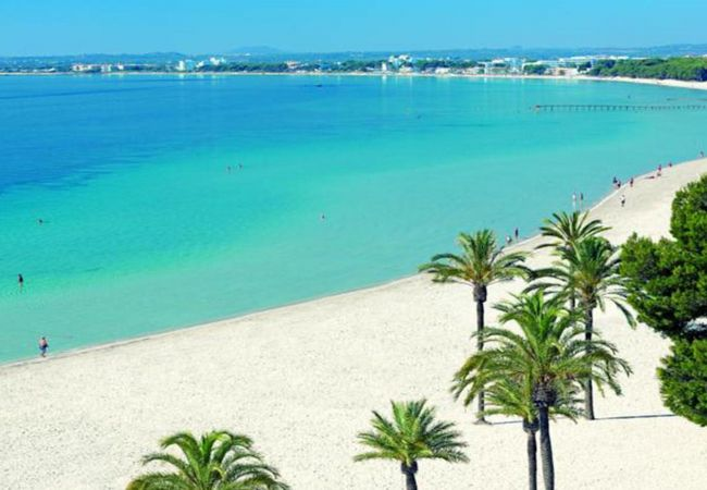 Holiday house Beach Villa Pep (2232216), Cala Sant Vicenç, Majorca, Balearic Islands, Spain, picture 22