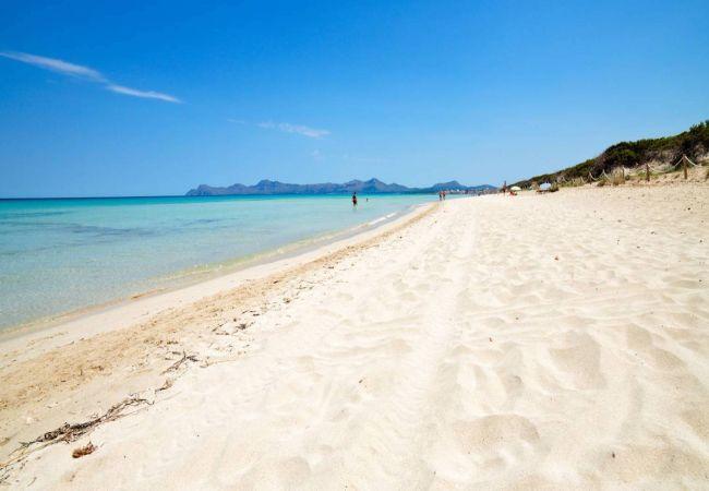Holiday house Beach Villa Pep (2232216), Cala Sant Vicenç, Majorca, Balearic Islands, Spain, picture 24