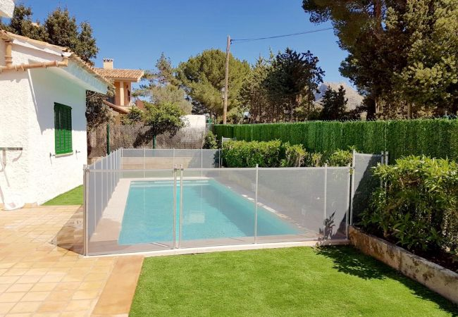 Holiday house Beach Villa Pep (2232216), Cala Sant Vicenç, Majorca, Balearic Islands, Spain, picture 17