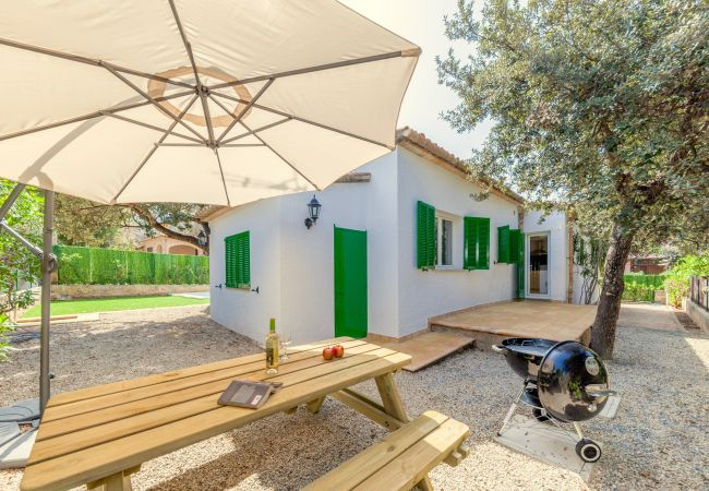 Holiday house Beach Villa Pep (2232216), Cala Sant Vicenç, Majorca, Balearic Islands, Spain, picture 4