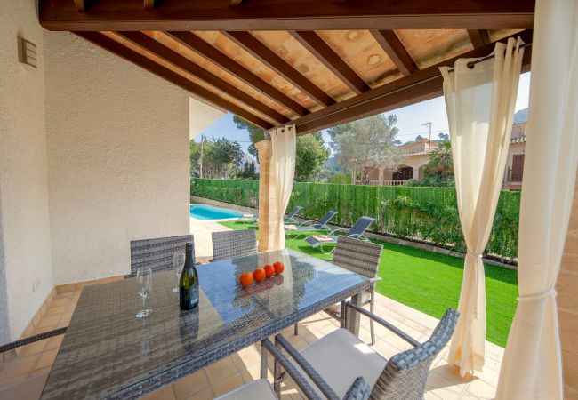 Holiday house Beach Villa Pep (2232216), Cala Sant Vicenç, Majorca, Balearic Islands, Spain, picture 9