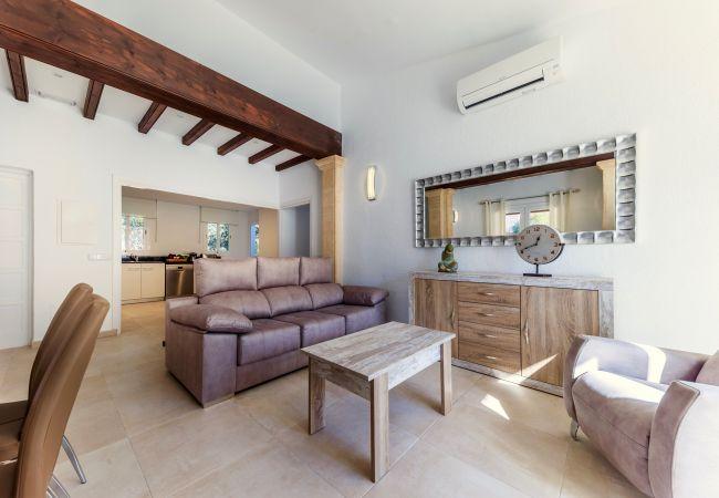 Holiday house Beach Villa Pep (2232216), Cala Sant Vicenç, Majorca, Balearic Islands, Spain, picture 6