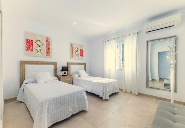 Holiday house Beach Villa Pep (2232216), Cala Sant Vicenç, Majorca, Balearic Islands, Spain, picture 12