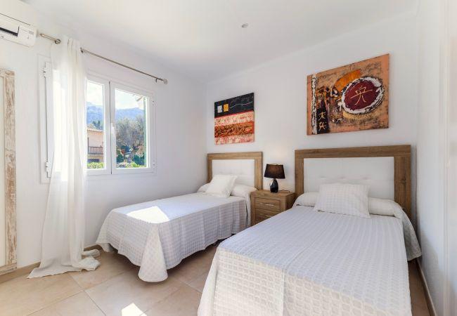 Holiday house Beach Villa Pep (2232216), Cala Sant Vicenç, Majorca, Balearic Islands, Spain, picture 11