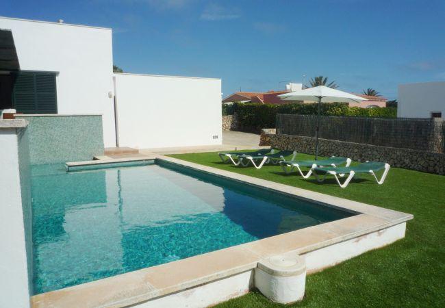 Ferienhaus Villa MARI CARMEN (2470544), Punta Prima, Menorca, Balearische Inseln, Spanien, Bild 7