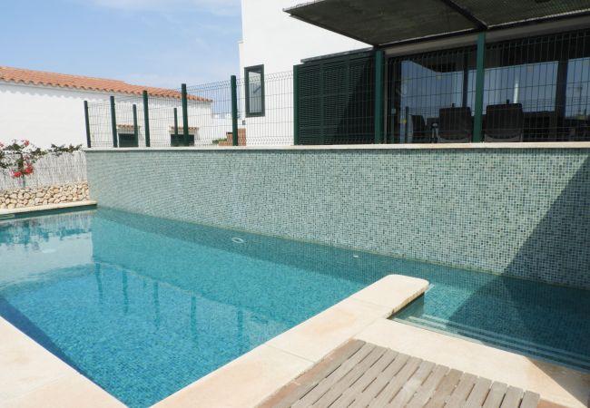 Ferienhaus Villa MARI CARMEN (2470544), Punta Prima, Menorca, Balearische Inseln, Spanien, Bild 4