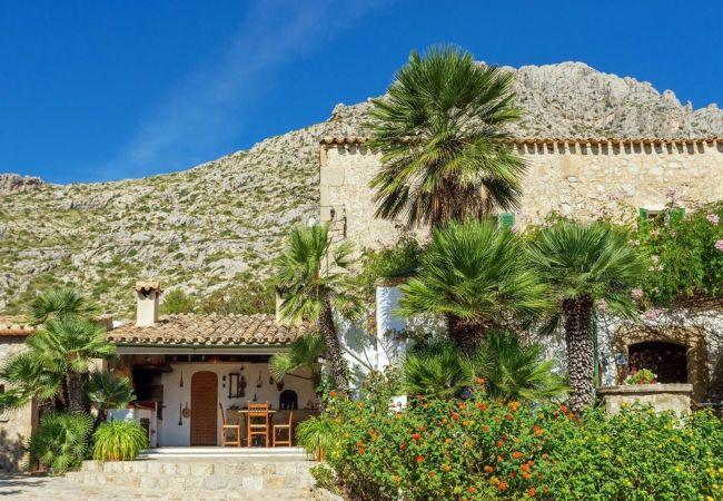 Ferienhaus Villa in Port de Pollensa, Mallorca 103216 (1938077), Port de Pollença, Mallorca, Balearische Inseln, Spanien, Bild 1