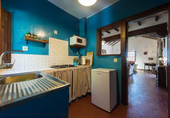 Ferienhaus GC49 RURAL HOUSE IN NATURAL PARK (2195237), Moya, Gran Canaria, Kanarische Inseln, Spanien, Bild 16