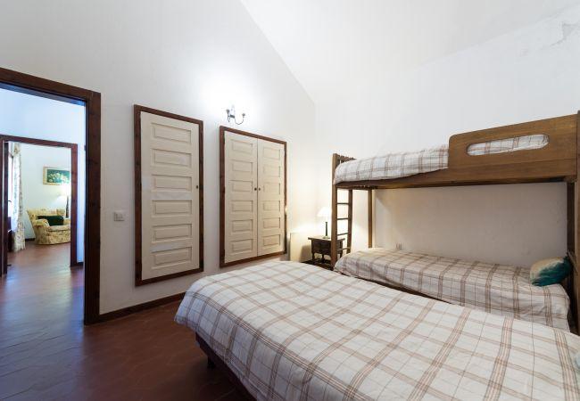 Ferienhaus GC49 RURAL HOUSE IN NATURAL PARK (2195237), Moya, Gran Canaria, Kanarische Inseln, Spanien, Bild 22
