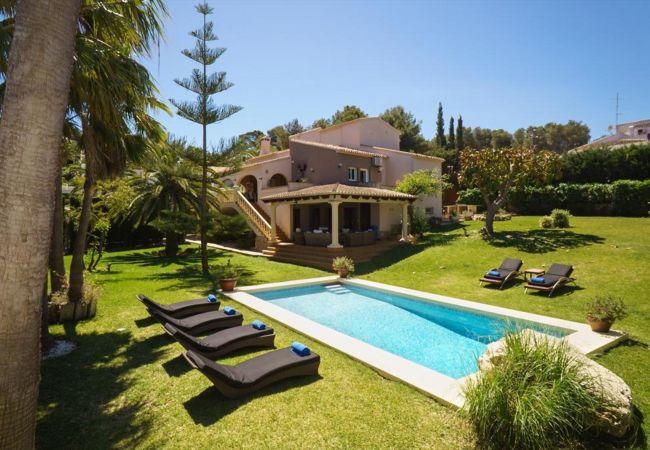 Ferienhaus Villa in Javea - 104458 (2217499), El Tosalet, Costa Blanca, Valencia, Spanien, Bild 1