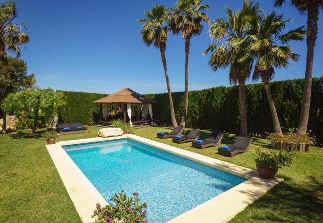 Ferienhaus Villa in Javea - 104458 (2217499), El Tosalet, Costa Blanca, Valencia, Spanien, Bild 2