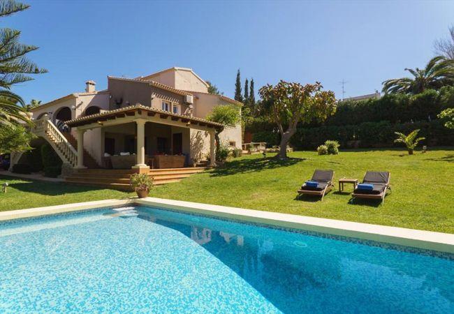 Ferienhaus Villa in Javea - 104458 (2217499), El Tosalet, Costa Blanca, Valencia, Spanien, Bild 3