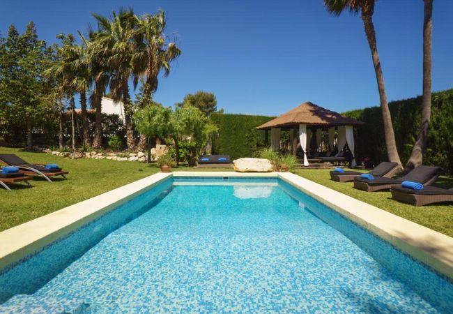 Ferienhaus Villa in Javea - 104458 (2217499), El Tosalet, Costa Blanca, Valencia, Spanien, Bild 4