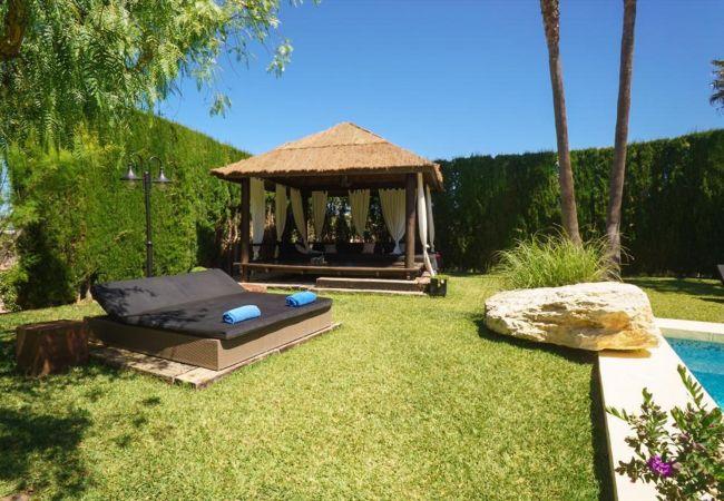 Ferienhaus Villa in Javea - 104458 (2217499), El Tosalet, Costa Blanca, Valencia, Spanien, Bild 5