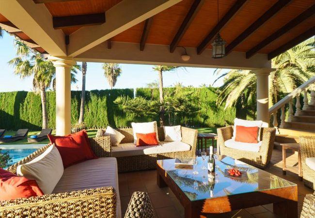 Ferienhaus Villa in Javea - 104458 (2217499), El Tosalet, Costa Blanca, Valencia, Spanien, Bild 9