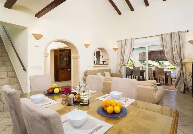Ferienhaus Villa in Javea - 104458 (2217499), El Tosalet, Costa Blanca, Valencia, Spanien, Bild 13