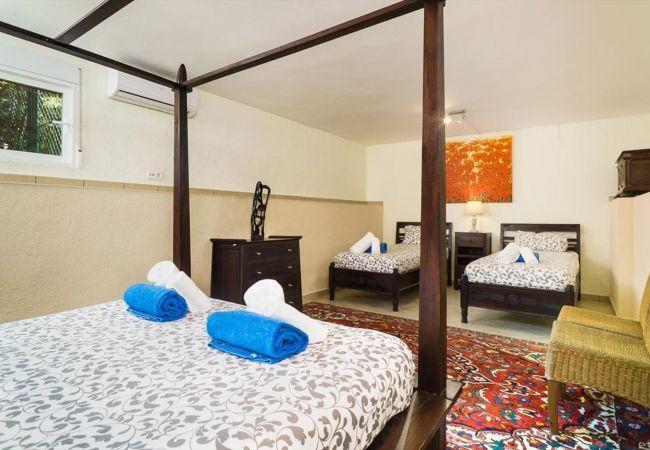 Ferienhaus Villa in Javea - 104458 (2217499), El Tosalet, Costa Blanca, Valencia, Spanien, Bild 20