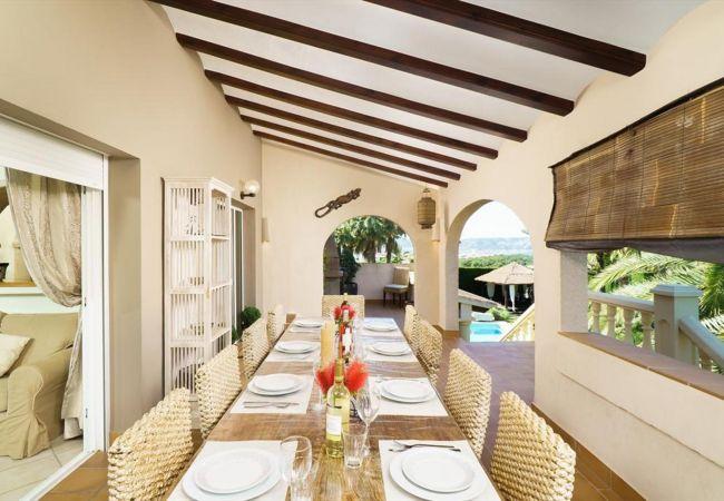 Ferienhaus Villa in Javea - 104458 (2217499), El Tosalet, Costa Blanca, Valencia, Spanien, Bild 28