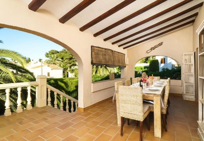 Holiday house Villa in Javea - 104458 (2217499), El Tosalet, Costa Blanca, Valencia, Spain, picture 29