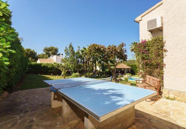 Ferienhaus Villa in Javea - 104458 (2217499), El Tosalet, Costa Blanca, Valencia, Spanien, Bild 30