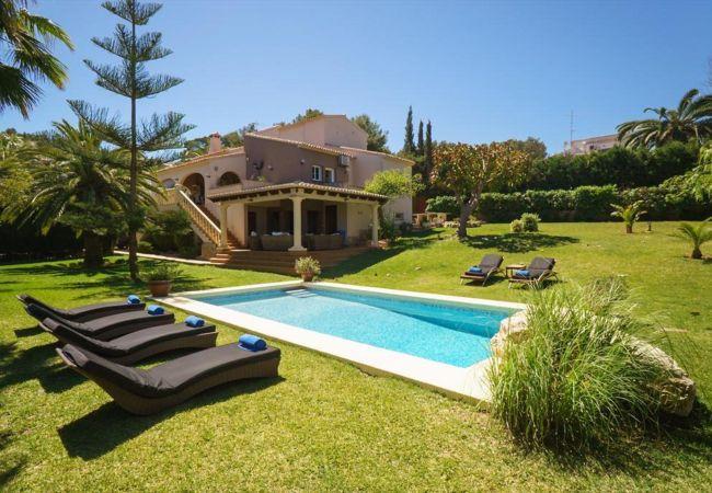 Ferienhaus Villa in Javea - 104458 (2217499), El Tosalet, Costa Blanca, Valencia, Spanien, Bild 32