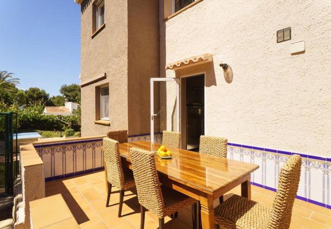 Ferienhaus Villa in Javea - 104458 (2217499), El Tosalet, Costa Blanca, Valencia, Spanien, Bild 34