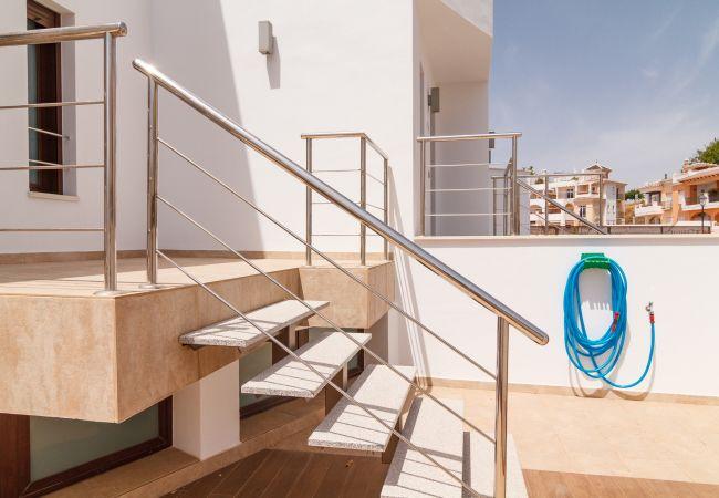 Ferienhaus Villa Las Luisas 2 Casasol (2212493), Torrox, Costa del Sol, Andalusien, Spanien, Bild 35
