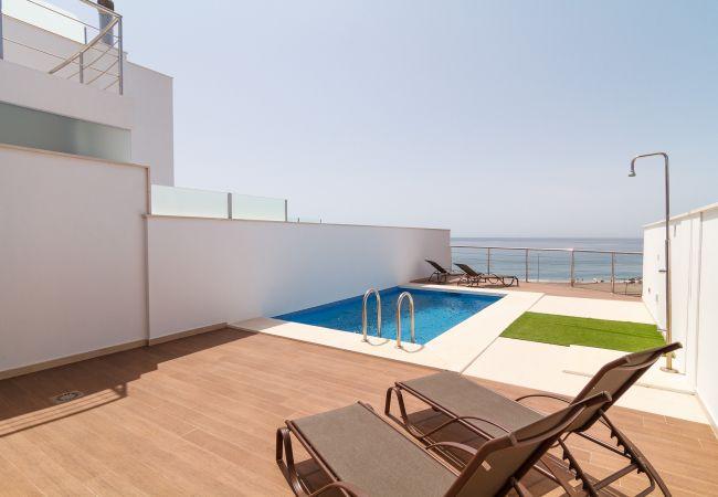 Ferienhaus Villa Las Luisas 2 Casasol (2212493), Torrox, Costa del Sol, Andalusien, Spanien, Bild 2