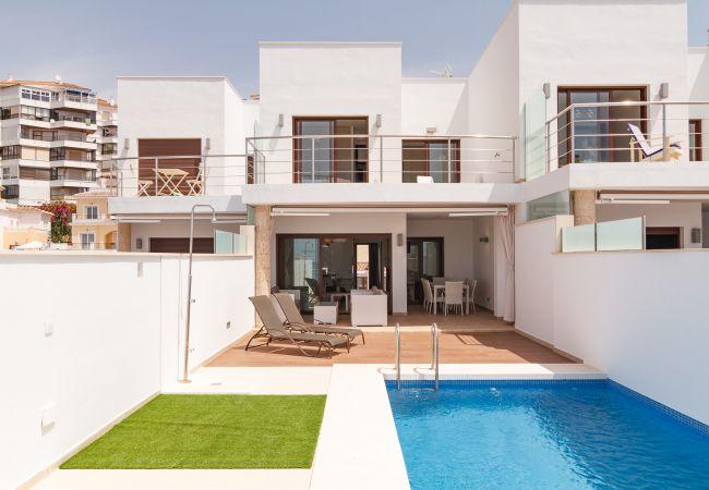 Ferienhaus Villa Las Luisas 2 Casasol (2212493), Torrox, Costa del Sol, Andalusien, Spanien, Bild 6