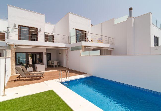 Ferienhaus Villa Las Luisas 2 Casasol (2212493), Torrox, Costa del Sol, Andalusien, Spanien, Bild 7