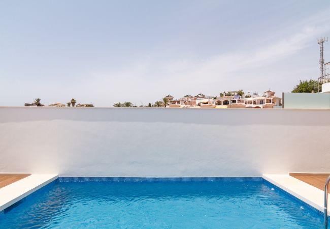 Ferienhaus Villa Las Luisas 3 Casasol (2212494), Torrox, Costa del Sol, Andalusien, Spanien, Bild 4