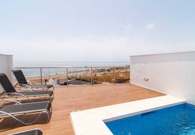 Ferienhaus Villa Las Luisas 3 Casasol (2212494), Torrox, Costa del Sol, Andalusien, Spanien, Bild 5