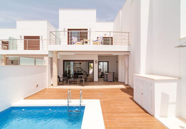 Ferienhaus Villa Las Luisas 3 Casasol (2212494), Torrox, Costa del Sol, Andalusien, Spanien, Bild 8