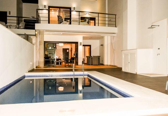 Ferienhaus Villa Las Luisas 3 Casasol (2212494), Torrox, Costa del Sol, Andalusien, Spanien, Bild 38