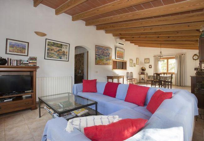 Ferienhaus Villa in Santanyi, Mallorca 103231 (1938079), Santanyi, Mallorca, Balearische Inseln, Spanien, Bild 9