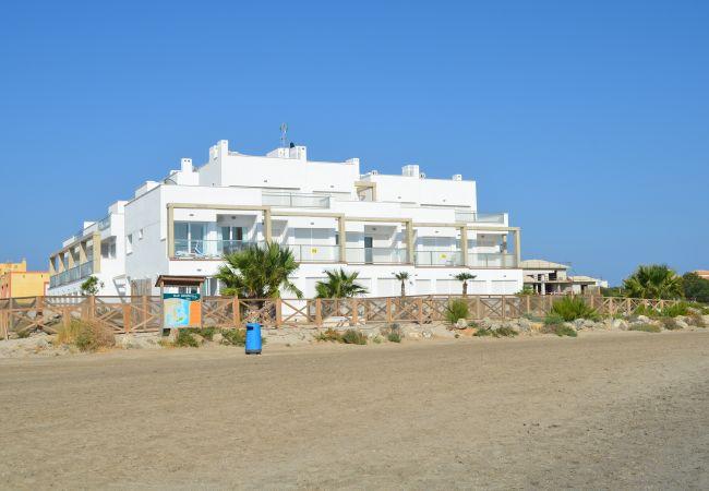 Appartement de vacances Wohnung im 1. Stock, Meer- und Poolblick, gratis WiFi. (2222939), La Manga del Mar Menor, Costa Calida, Murcie, Espagne, image 19